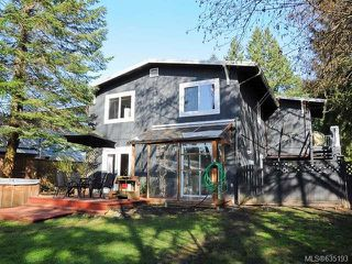 Photo 31: 1600 ROBERT LANG DRIVE in COURTENAY: Z2 Courtenay City House for sale (Zone 2 - Comox Valley)  : MLS®# 635193