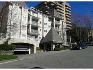 Photo 1: 401 1035 AUCKLAND Street in New Westminster: Uptown NW Home for sale ()  : MLS®# V996126