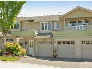 "Photo 1: 229 13888 70TH Avenue in Surrey: East Newton Townhouse for sale in ""CHELSEA GARDENS"" : MLS®# F1312877"