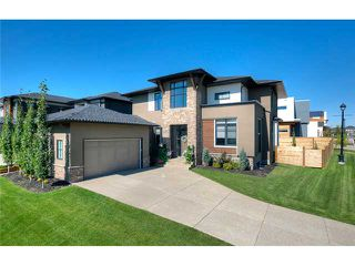 Main Photo: 77 WEXFORD Crescent SW in CALGARY: West Springs Residential Detached Single Family for sale (Calgary)  : MLS®# C3585038