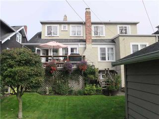 Photo 9: 6675 WILTSHIRE ST in Vancouver: South Granville House for sale (Vancouver West)  : MLS®# V1027493