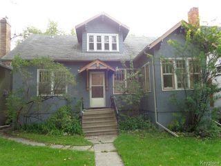 Photo 15: 270 Oak Street in WINNIPEG: River Heights / Tuxedo / Linden Woods Residential for sale (South Winnipeg)  : MLS®# 1416999