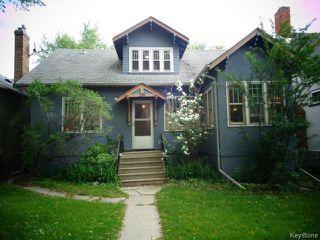 Photo 1: 270 Oak Street in WINNIPEG: River Heights / Tuxedo / Linden Woods Residential for sale (South Winnipeg)  : MLS®# 1416999