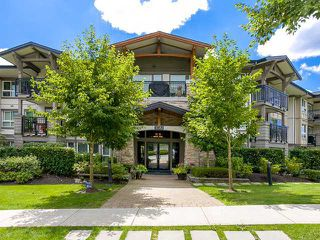Main Photo: # 308 3082 DAYANEE SPRINGS BV in Coquitlam: Westwood Plateau Condo for sale : MLS®# V1090701