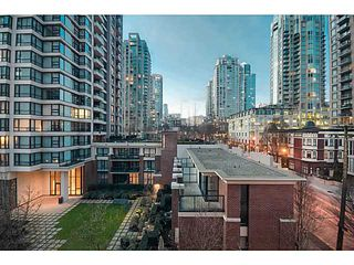 Photo 13: # 609 909 MAINLAND ST in Vancouver: Yaletown Condo for sale (Vancouver West)  : MLS®# V1136392