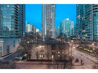Photo 14: # 609 909 MAINLAND ST in Vancouver: Yaletown Condo for sale (Vancouver West)  : MLS®# V1136392