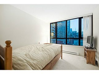 Photo 9: # 609 909 MAINLAND ST in Vancouver: Yaletown Condo for sale (Vancouver West)  : MLS®# V1136392