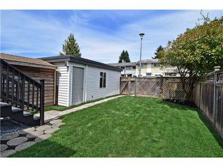 Photo 18: 2121 ROSELYNN WY in Port Coquitlam: Mary Hill Condo for sale : MLS®# V1134922
