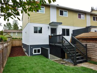 Photo 1: 2121 ROSELYNN WY in Port Coquitlam: Mary Hill Condo for sale : MLS®# V1134922