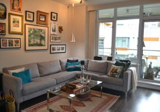 Photo 2: 1661 Ontario Street in Vancouver: False Creek Condo for rent (Vancouver West)