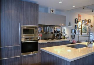 Photo 4: 1661 Ontario Street in Vancouver: False Creek Condo for rent (Vancouver West)