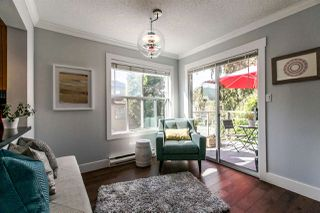 Photo 6: 1 920 TOBRUCK AVENUE in North Vancouver: Hamilton Townhouse for sale : MLS®# R2104881