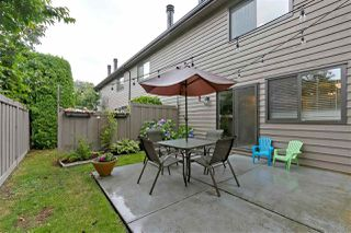 """Photo 19: 4 10111 GILBERT Road in Richmond: Woodwards Townhouse for sale in """"SUNRISE VILLAGE"""" : MLS®# R2388775"""