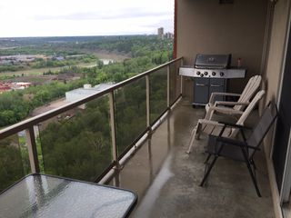 Photo 11: 1402, 10649 Saskatchewan Drive in Edmonton: Condominium for rent