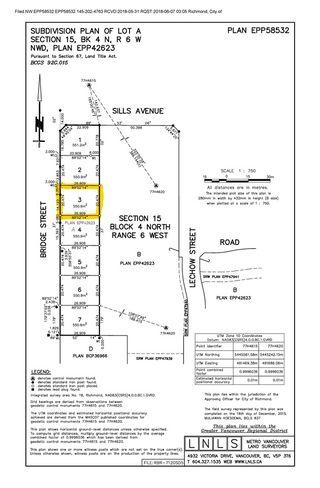 Main Photo: 7128 BRIDGE Street in Richmond: McLennan North Land for sale : MLS®# R2422937