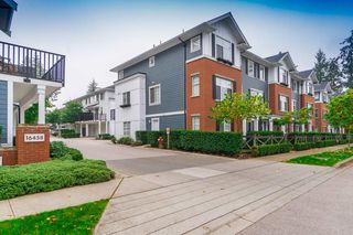 """Photo 1: 48 16458 23A Avenue in Surrey: Grandview Surrey Townhouse for sale in """"EPS2289"""" (South Surrey White Rock)  : MLS®# R2509483"""