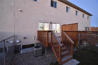 Photo 23: 3 548 Dufferin Avenue in Selkirk: R14 Residential for sale : MLS®# 202100330