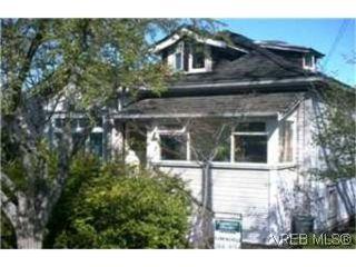 Photo 1: 914 Inskip Street in VICTORIA: Es Kinsmen Park Single Family Detached for sale (Esquimalt)  : MLS®# 186505