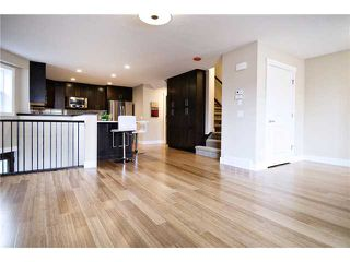 Photo 2: 2 2018 27 Avenue SW in CALGARY: South Calgary Townhouse for sale (Calgary)  : MLS®# C3513084