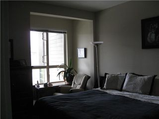 "Photo 6: 502 9339 UNIVERSITY Crescent in Burnaby: Simon Fraser Univer. Condo for sale in ""HARMONY"" (Burnaby North)  : MLS®# V950108"