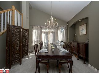 "Photo 3: 15390 SEQUOIA Drive in Surrey: Fleetwood Tynehead House for sale in ""SEQUOIA RIDGE AT COYOTE CREEK"" : MLS®# F1225117"