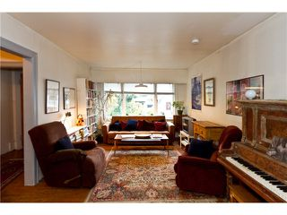 Photo 4: 2629 W 3RD Avenue in Vancouver: Kitsilano House for sale (Vancouver West)  : MLS®# V978905