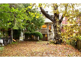 Photo 3: 2629 W 3RD Avenue in Vancouver: Kitsilano House for sale (Vancouver West)  : MLS®# V978905