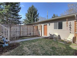 Photo 18: 5001 21 Street SW in CALGARY: Altadore River Park Residential Attached for sale (Calgary)  : MLS®# C3567569