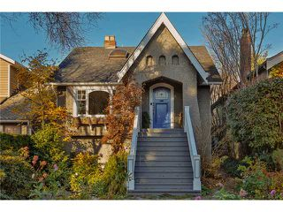 Photo 1: 1919 W 43RD AV in Vancouver: Kerrisdale House for sale (Vancouver West)  : MLS®# V1036296