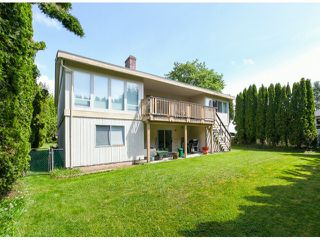 Photo 17: 32834 BEST AV in Mission: Mission BC House for sale : MLS®# F1412953