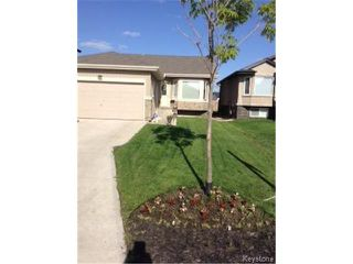 Photo 1: 86 Bill Blaikie Bay in WINNIPEG: Transcona Residential for sale (North East Winnipeg)  : MLS®# 1415600
