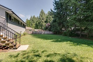 Photo 23: 5 BEDROOM UPDATED HOME ON 1/4 ACRE LOT IN PRIME PORT COQUITLAM LOCATION