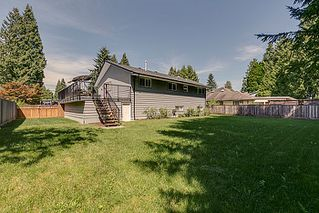 Photo 26: 5 BEDROOM UPDATED HOME ON 1/4 ACRE LOT IN PRIME PORT COQUITLAM LOCATION