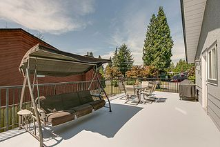 Photo 22: 5 BEDROOM UPDATED HOME ON 1/4 ACRE LOT IN PRIME PORT COQUITLAM LOCATION