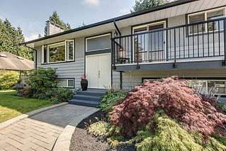 Photo 1: 5 BEDROOM UPDATED HOME ON 1/4 ACRE LOT IN PRIME PORT COQUITLAM LOCATION