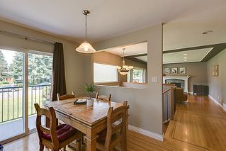 Photo 6: 5 BEDROOM UPDATED HOME ON 1/4 ACRE LOT IN PRIME PORT COQUITLAM LOCATION