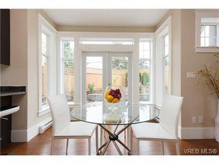 Photo 3: A 7886 Wallace Dr in SAANICHTON: CS Saanichton Half Duplex for sale (Central Saanich)  : MLS®# 679924