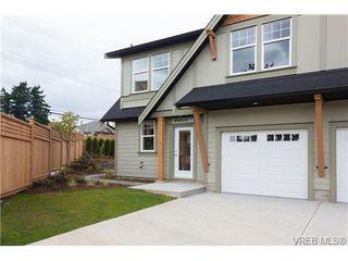 Photo 17: A 7886 Wallace Dr in SAANICHTON: CS Saanichton Half Duplex for sale (Central Saanich)  : MLS®# 679924
