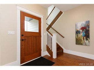Photo 6: A 7886 Wallace Dr in SAANICHTON: CS Saanichton Half Duplex for sale (Central Saanich)  : MLS®# 679924