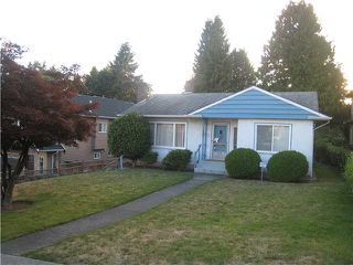 Photo 1: 7989 MCGREGOR Avenue in Burnaby: South Slope House for sale (Burnaby South)  : MLS®# V1081575