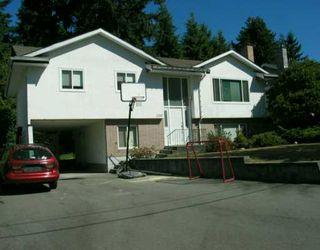 Main Photo: 2397 LATIMER AV in Coquitlam: Coquitlam East House for sale : MLS®# V609854