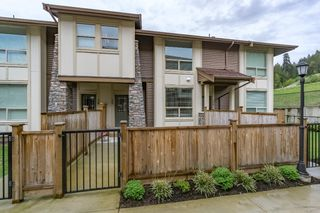 Photo 1: 27 10550 248 Street in Maple Ridge: Albion Townhouse for sale : MLS®# R2162209