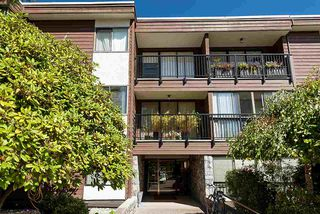 "Photo 1: 104 3787 W 4TH Avenue in Vancouver: Point Grey Condo for sale in ""Andrea Apartments"" (Vancouver West)  : MLS®# R2402180"