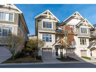 Photo 1: 127 3105 DAYANEE SPRINGS BOULEVARD in COQUITLAM: Burke Mountain Townhouse for sale (Coquitlam)  : MLS®# R2414518