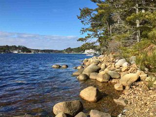 Photo 3: Lot 100 Beach Point Road in Martins River: 405-Lunenburg County Vacant Land for sale (South Shore)  : MLS®# 202002409