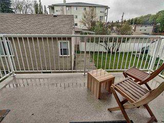 Photo 22: 205 10504 77 Avenue in Edmonton: Zone 15 Condo for sale : MLS®# E4198198