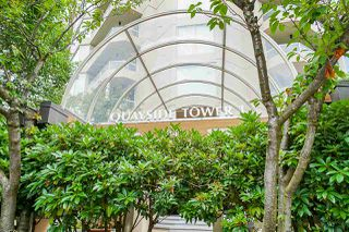 """Photo 3: 405 1045 QUAYSIDE Drive in New Westminster: Quay Condo for sale in """"Quayside Tower 1"""" : MLS®# R2479286"""