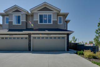 Photo 1: 5925 ANTHONY Crescent in Edmonton: Zone 55 House Half Duplex for sale : MLS®# E4208257