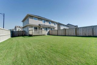 Photo 36: 5925 ANTHONY Crescent in Edmonton: Zone 55 House Half Duplex for sale : MLS®# E4208257