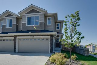 Photo 2: 5925 ANTHONY Crescent in Edmonton: Zone 55 House Half Duplex for sale : MLS®# E4208257